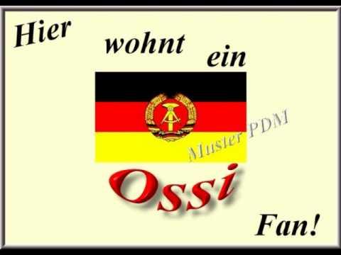 Der Sachsen Song - Sing my Sachse sing