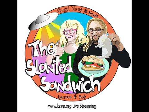 Slanted Sandwich Episode 3: Wierd Headlines, Hydrogen metals and SuperSoliders