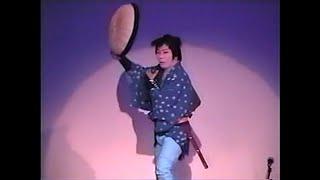 新舞踊 曲:勘太郎月夜唄 踊:深山幸三郎 1997(初演1996)