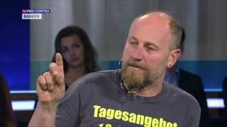 Roland Düringer und Rainer Voss über das Geldsystem (Geldschöpfung) der Banken | Pro und Contra