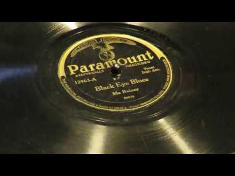 «Black Eye Blues»  - Ma Rainey
