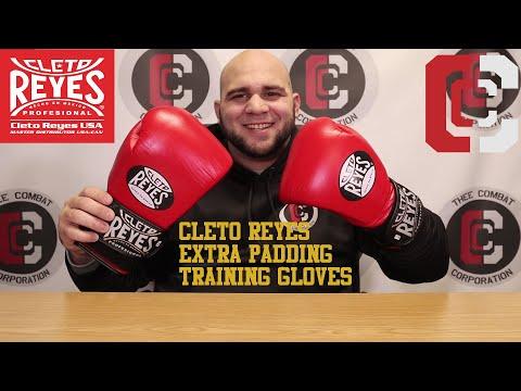 Cleto Reyes Extra Padding Training Gloves Review