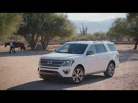 NEW Ford Expedition 2020 - King Ranch & Platinum - Design & Interior