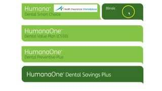 Humana One Dental Insurance Plans In Illinois For Individuals And Families Online Buyers Guide