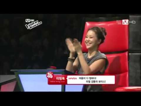 the Voice of Korea   Lee Chan Mi   보이스코리아   이찬미