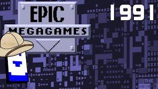 Stumbling Tours: Epic Megagames, Part 1: ZZT