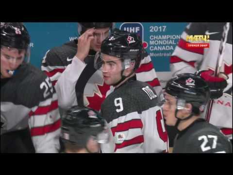 2017 WJC  (QF)  02.01.2017 Canada - Czech Republic (rus)