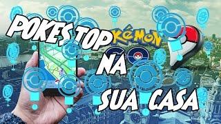Como Colocar Pokestops/ Ginásios - Pokemon GO - Criar Pokestop Na Sua Casa!