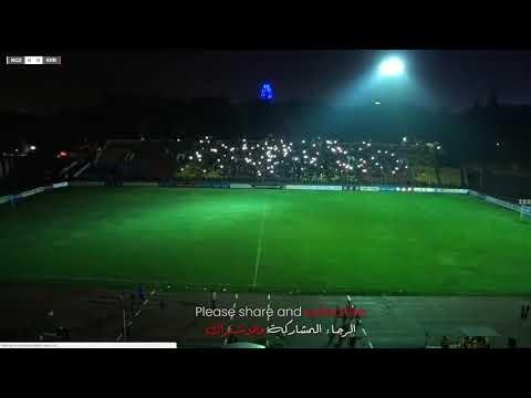 Fans reaction : Football Power Outage Syria vs Kyrgyzstan انقطاع الكهرباء في مباراة سورية وقرغيزستان