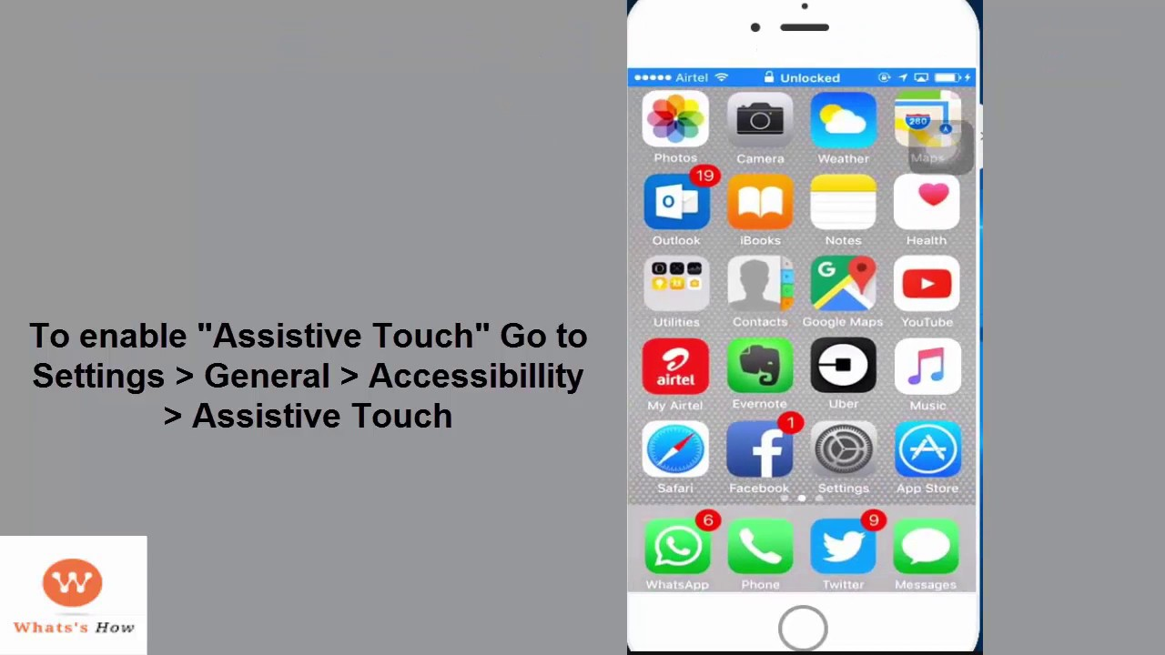 iphone custom gestures how to use assistive touch iphone custom gestures iphone 2038