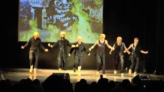 hedge gang b a p warrior dance cover j day 7 130406
