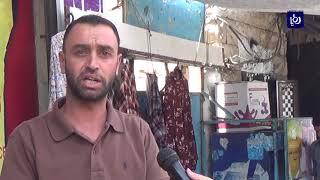 رئيس بلدية الكرك يعد بحل الازمة المرورية وانشاء سوق للبسطات