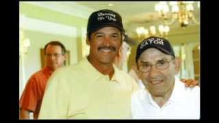 Ron Guidry reflects on his friendship with Yogi Berra