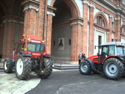 new holland 110-90 by resmini farm...
