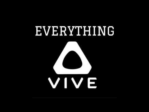 Podcast Ep 4 - ViveVR News Update Viveport  T3 Awards  Wireless VR