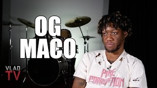 OG Maco on Squashing Beef with Future, Future Saying He Made a Rook...