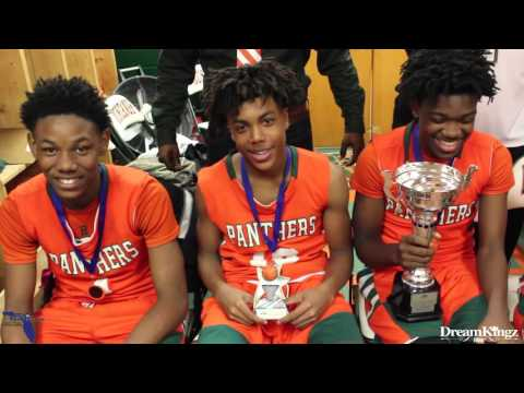 GILBERT PANTHERS 2015 CHAMPIONSHIP POST GAME INTERVIEW