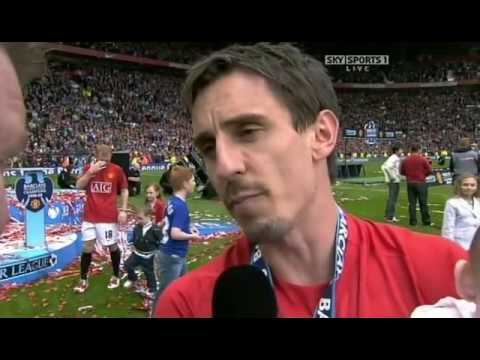 gary neville interview
