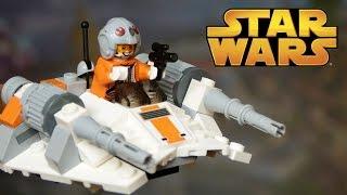 Lego star wars Лего звездные войны собираем звездолет