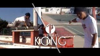 Paso de Gato / Kong / Monkey - Tutorial en Español (Parkour/Freerun)