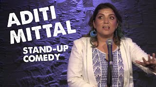 'Like being in a live action YouTube comment section' Aditi Mittal | Soho Theatre On Demand