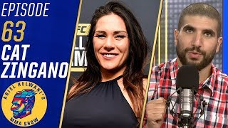 Cat Zingano on UFC release, feeling out options for next fight | Ariel Helwani's MMA Show