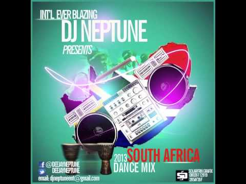 DJ Neptune 2013 South Africa Dance Mix