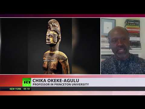 To sell or not to sell? | Nigeria protests Christie's auction of looted sculptures