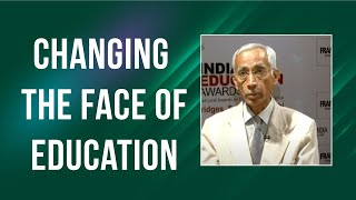 Changing the face of education