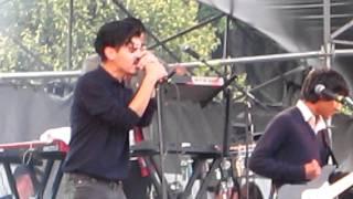 funeral party finale live rock en seine paris 2011