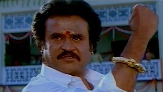 Arunachalam Movie || Rajnikanth & PoonamBalam Action Scene