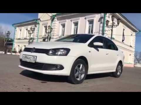 Аренда авто Volkswagen Polo  в Томске