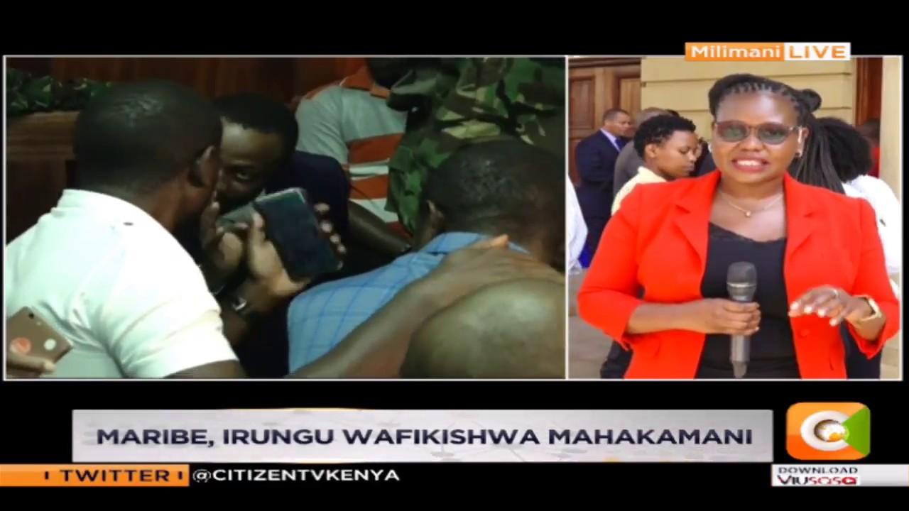 Ombi la Maribe, Irungu la kutoka kwa dhamana lasitishwa #SemaNaCitizen