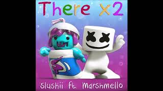 Video Slushii ft. Marshmello - There x2 (Official Audio HD) download MP3, 3GP, MP4, WEBM, AVI, FLV April 2018