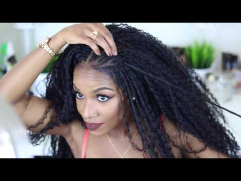 Wore This Brazilian Braid for 3 WEEKS see how it lasted   Brilliant Beauty
