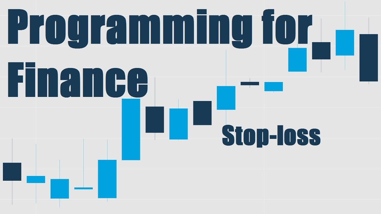 [See Description] Stop-Loss in strategy - Python for Finance with  Quantopian and Zipline 7