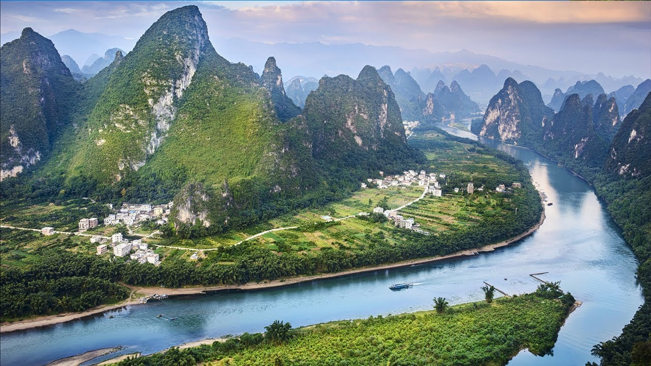 Amazing Places To Visit In China Guilin