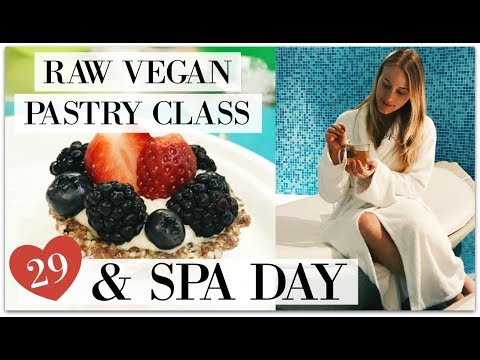 Download Youtube: ZOEY'S DIARY 29: RAW VEGAN DESSERTS  & SPA DAY IN ROME!