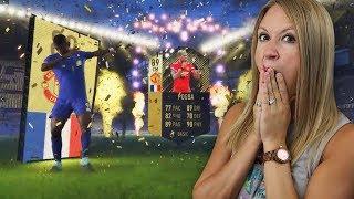 IF POGBA IN A PACK! FIFA 18 FUT CHAMPIONS REWARDS!