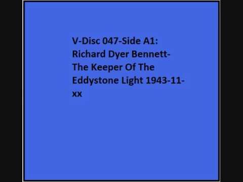 VDisc 047 Side A1 Richard Dyer Bennett