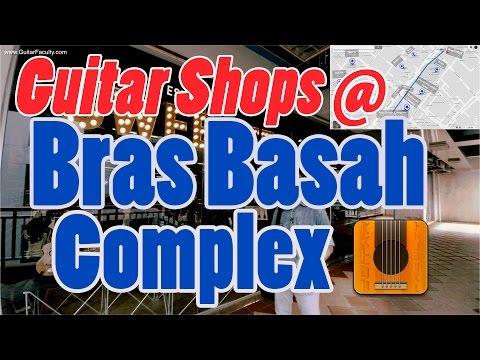 Introducing Bras Basah Complex - Guitar Shops Part 3