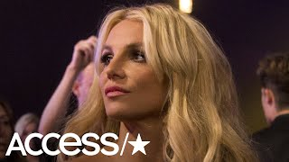 Britney Spears checked herself into a mental health facility earlie...