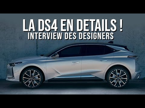 DS4 : Les designers nous expliquent l'EXTERIEUR