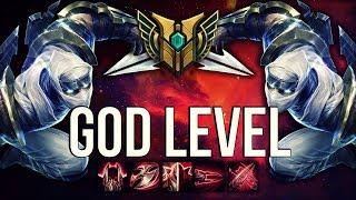 GOD LEVEL ZED PLAYS