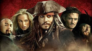 Epic Music 史詩震撼配樂 | Two Steps From Hell - Norwegian pirate | 神鬼奇航3 Pirates of the Caribbean 3