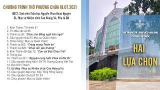 HTTL CẦN GIUỘC - Chương trình thờ phượng Chúa - 18/07/2021