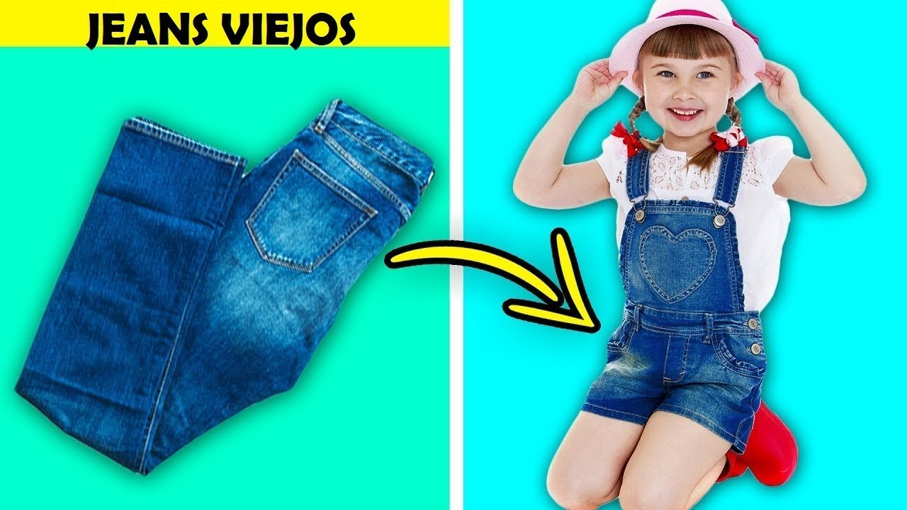 19 Brillantes Ideas De Ropa Para Ninos Youtube