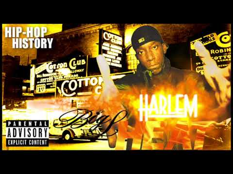Big L - Harlem Heat (2017) Full Mixtape