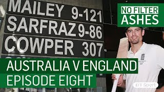 No Filter Ashes: Episode 8 - Access all areas from the fourth Test in Melbourne