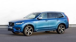Volvo XC90 2018 Car Review